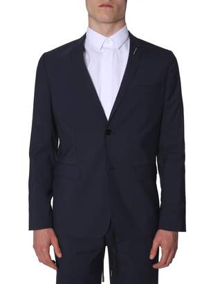 Christian Dior Single Breasted Jacket