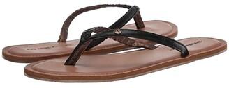 O'Neill Pier (Black) Women's Sandals