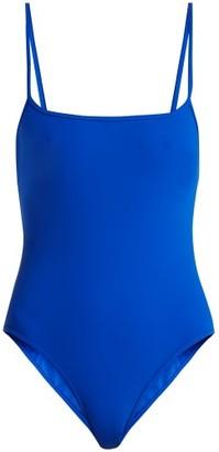 Rochelle Sara The Trevor Swinsuit - Womens - Blue