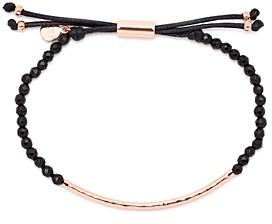 Gorjana Rose Gold-Tone Beaded Bracelet