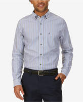 Nautica Men's Big & Tall Striped Shirt