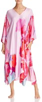Natori Abstract Caftan