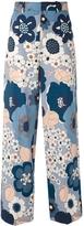 Chloé Floral Pants