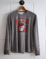 Tailgate Men's Georgia Big G Thermal Shirt