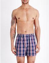 Derek Rose Barker cotton boxer shorts