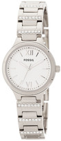 Fossil Women's Stainless Spectacle Bracelet Watch