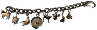 Moschino Silver Steel Watches