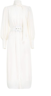 Zimmermann Silk Billow Shirt Dress