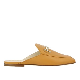 Tod's Tods Loafers Tods Sabot In Smooth Leather With Double T