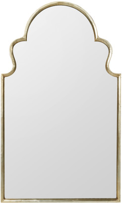 OKA Tipperary Mirror - Antique Gold