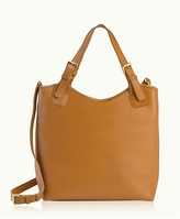 GiGi New York Olivia Shopper Pebble Grain