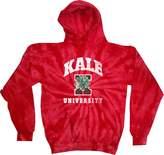 Buy Cool Shirts Yoga Kale University Darks Tie Dye Hoodie
