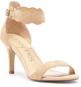 Sole Society Pia Mid Heel Sandal
