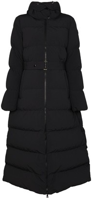Moncler Coelo hooded puffer coat
