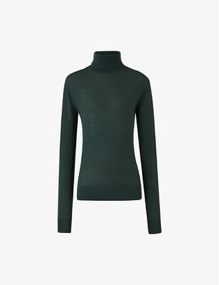Joseph Fine Merinos high-neck wool jumper