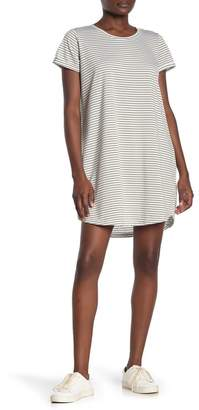 Cotton On Tina Stripe T-Shirt Dress