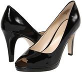Jones New York Parkave (Black Patent) - Footwear