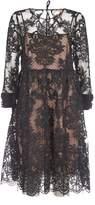 N°21 N.21 Lace Overlay Dress