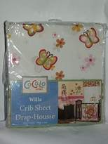 CoCalo Willa Fitted Crib Sheet