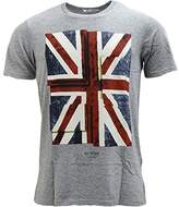 Ben Sherman Men's UK Union Jack T-Shirt