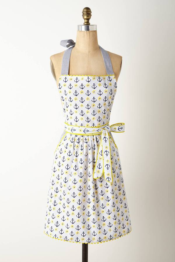 Anthropologie Perry Harbor Apron