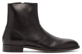 Paul Smith Pembury Leather Chelsea Boots - Mens - Black