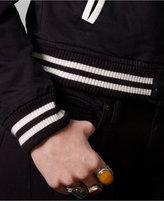 Denim & Supply Ralph Lauren Snap-Front Varsity Jacket