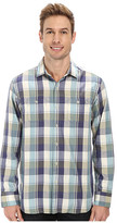 Tommy Bahama Plaid Canyons L/S Button Up