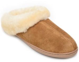 Minnetonka Sheepskin Mule Women's Shoes