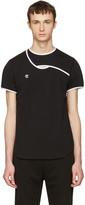Telfar Black and White Simplex T-shirt