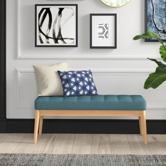 Upholstered Bench Shop The World S Largest Collection Of Fashion Shopstyle