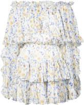 Caroline Constas Dahlia floral print dress
