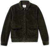 Kent & Curwen - Cotton-corduroy Bomber Jacket