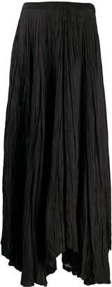 Joseph Nanco silk habotai skirt