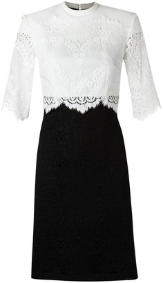 Olympiah Overlapping Dress