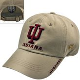 Top of the World Adult Indiana Hoosiers Undefeated Adjustable Cap