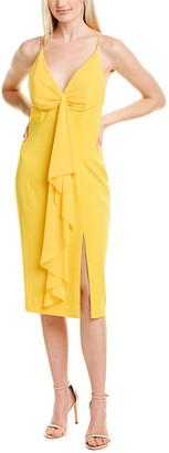Jay Godfrey Carlo Sheath Dress