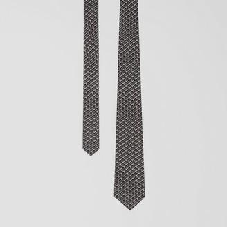 Burberry Classic Cut Logo Graphic Silk Tie