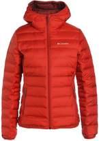 Columbia LAKE Down jacket sail red
