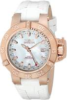 Invicta Women's F0032 Exclusive Subaqua Collection Noma III GMT Rose Gold-Tone Watch