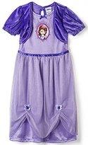 Disney Princess Little Girls' Sofia Royal Dress up Gown K166994PNT