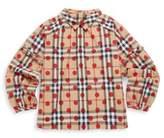 Burberry Baby's & Toddler's Haleena Collared Shirt