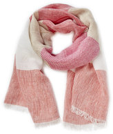 Altea Linen Stripe Scarf