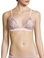 Mimi Holliday Orchid Mimosa Triangle Bra