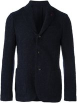 Lardini three-button blazer - men - Nylon/Cupro/Viscose/Alpaca - 50