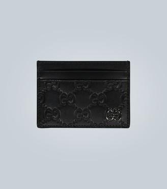Gucci Signature leather cardholder