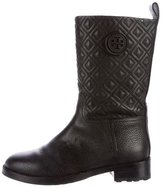 Tory Burch Marion Mid-Calf Boots