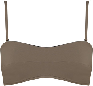 BONDI BORN Belle Bandeau Bikini Top