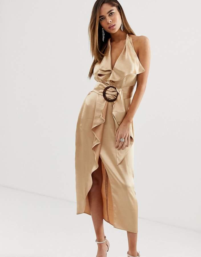345e854b7b2bb Asos Gold Clothing For Women - ShopStyle UK