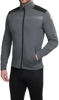 Castelli Meccanico Cycling Sweater Jacket - Full Zip (For Men)